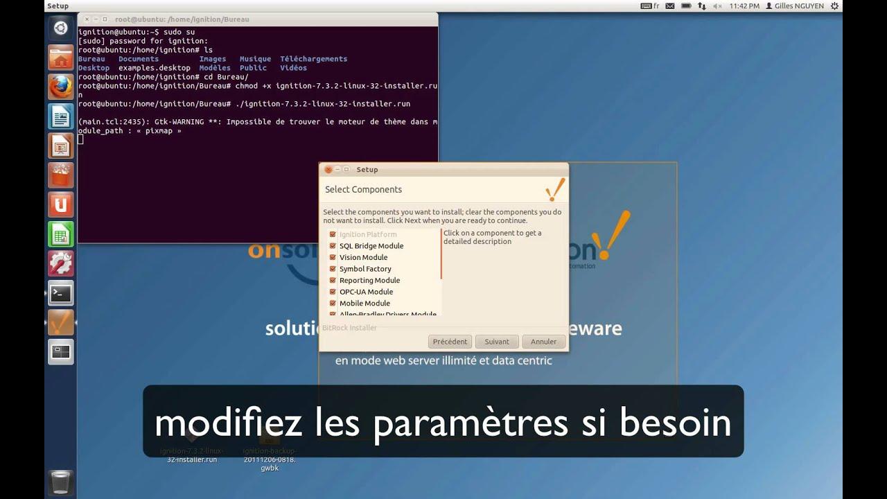 Comment établir un accès bureau à distance à ubuntu à partir de