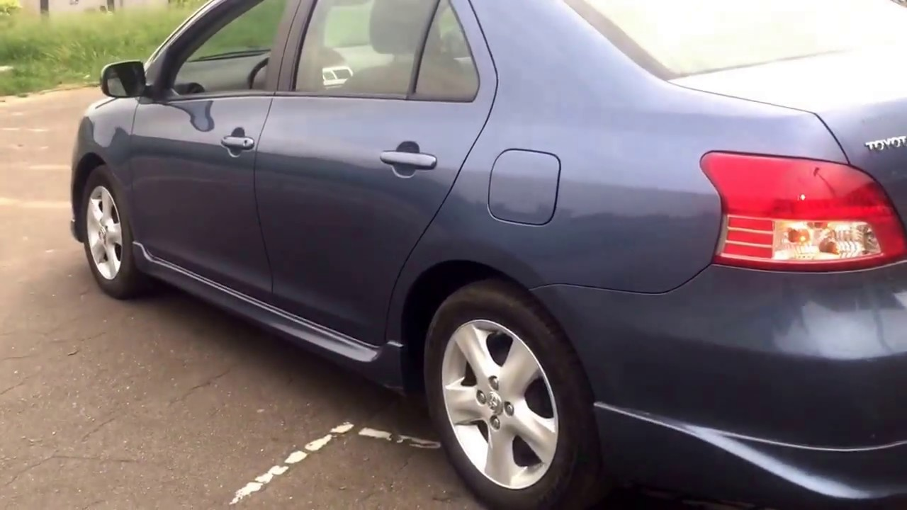 2008 Toyota Yaris Bought From Copart Usa And Shipped To Nigeria