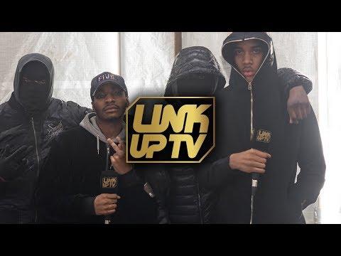 #150 M24 ft Jboy, Slapit24 & V - #MicCheck Freestyle | Link Up TV