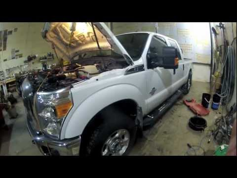 How to Change 6.7L Ford Fuel Filters