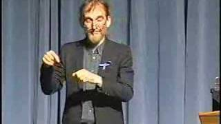Paddy Ladd - Excerpts of presentation on Deafhood Part I