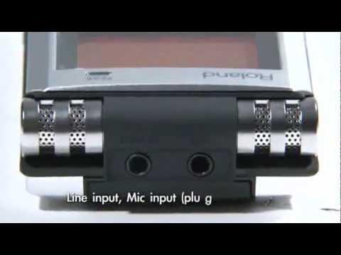 Roland R05 WAVE Portable MP3 Recorder