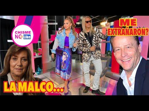 CLAUDIA DE ICAZA NOS PEN..JEA, RESPONDEMOS A LA SEÑORA MALCO...DA - LLUVIA DE 💩 DE ALFREDO ADAME-CNL