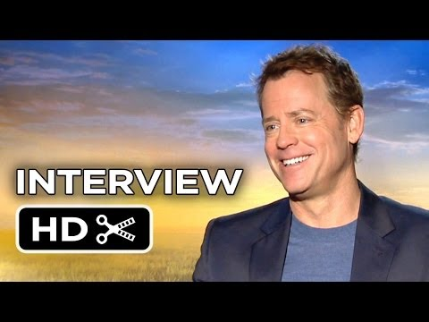 Heaven Is for Real Interview - Greg Kinnear (2014) - Religious ...