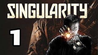 Campaña de Singularity Parte 1 HD / LLegando a Katorga 12