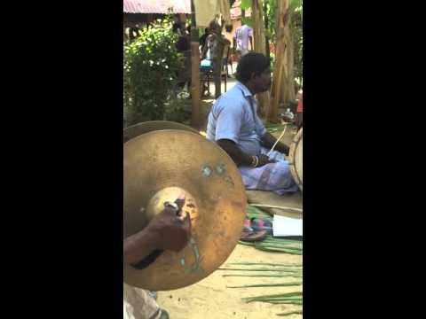 Tamil Kuthu, Jaffna- Funeral drum Sri Lanka