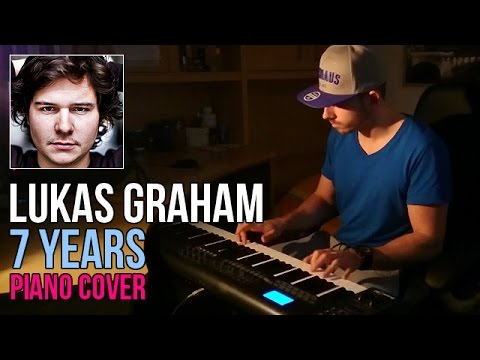 Lukas Graham - 7 Years (Piano Cover by Marijan) + Sheet Music