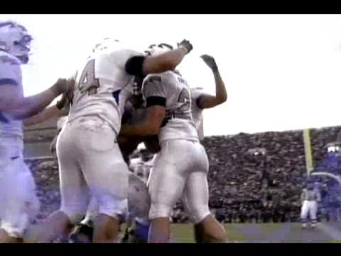 Mountain West Conference 10th Anniversary Football Commercial