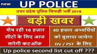 Up police 👮 LATEST NEWS TODAY || UP POLICE CUT OFF || UP POLICE RESULT || BSA TRICKY CLASSES