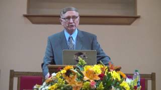 Cierra Las Palabras y Sella El Libro - Pastor Esteban Bohr