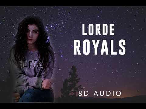 Lorde - Royals | 8D Audio [ USE HEADPHONES 🎧|| Dawn Of Music ||