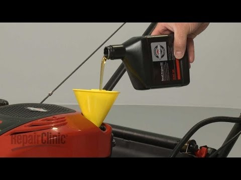 Lawn Mower Tune Up - Mower Maintenance Kit
