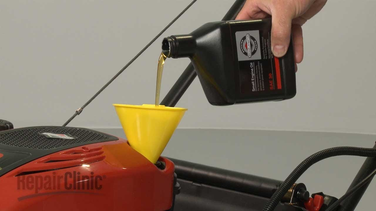 medium resolution of lawn mower tune up mower maintenance kit