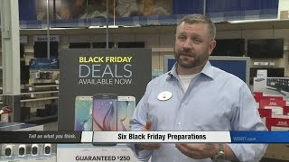 Six Black Friday Preparations To Make