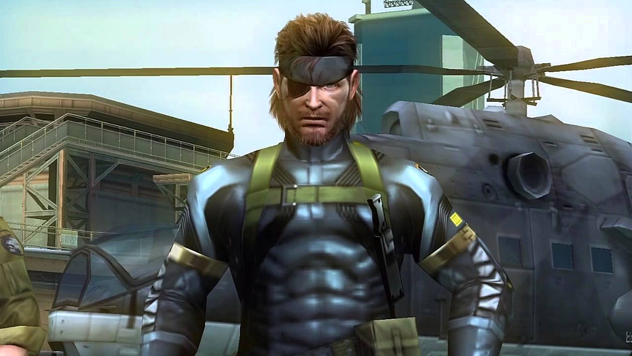 metal gear solid peace walker ost   from now on call me