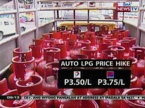 SONA: LPG Price hike
