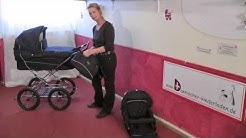 Vorstellung dänischer Kinderwagen - Trille Dream