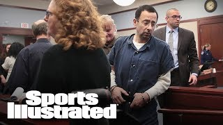 Larry Nassar's Sentencing Is Painful Yet Cathartic: An Inside Look | SI NOW | Sports Illustrated