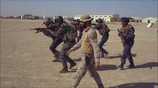191008 Prácticas de evacuación de heridos en Irak