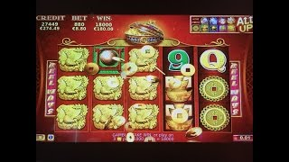 88 FORTUNES - playing MAX BET but why? - Bally Slot Machine Pokie Wins @ Casino Duisburg