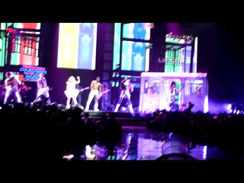 Lady Gaga - Boys Boys Boys + Money Honey  in Boston July 2