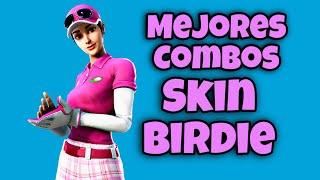 Meilleure peau Birdie Fortnite Battle Royale Combinaisons