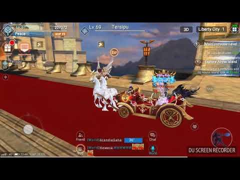 Detik-detik sebelum ke banned. Wedding Sword and Magic server Apollo.