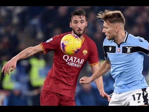 روما 1 - 1 لاتسيو | روما يضع حدا لسلسلة انتصارات لاتسيو المتتالية | الجولة 21