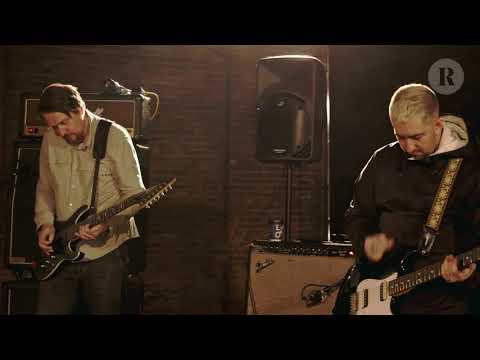 """Somersault"": Justin Broadrick (Godflesh, Jesu), Nothing, Prurient Rehearsal Performance"
