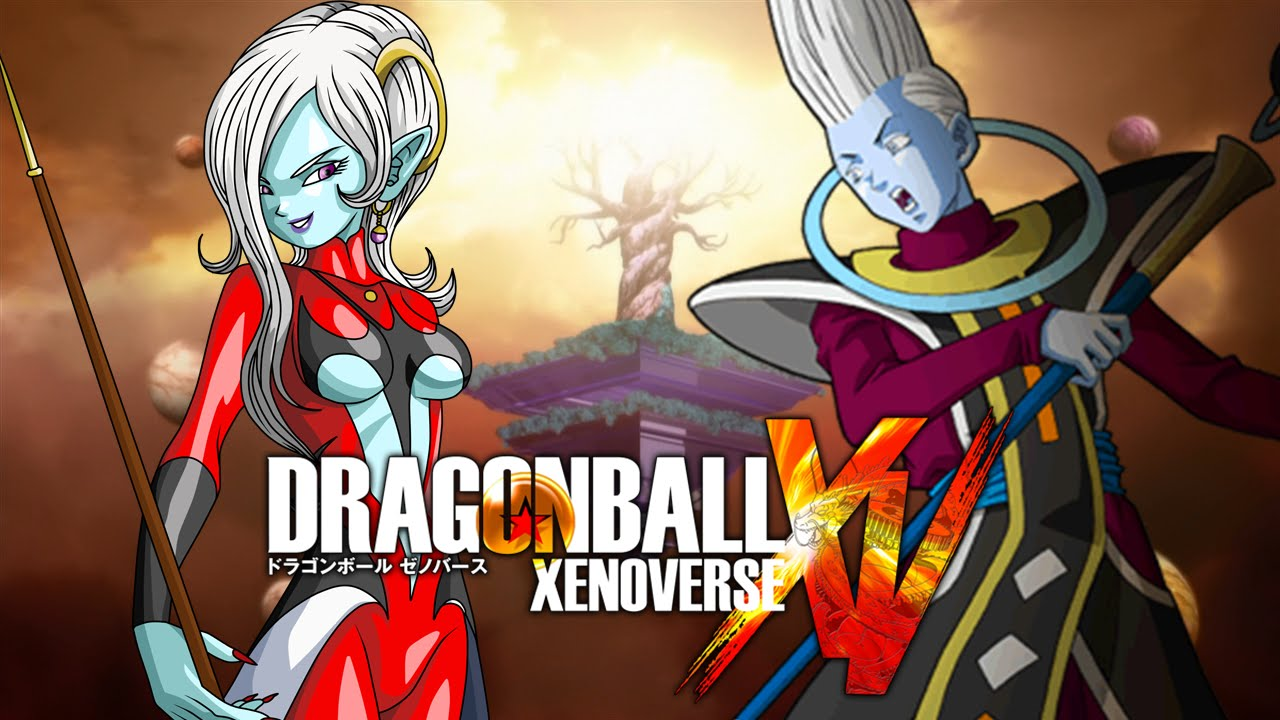 Dragon Ball Super Whis Sister | Hot Trending Now