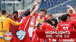 tipico Bundesliga, 30. Runde: FC Red Bull Salzburg - TSV Hartberg 3:0