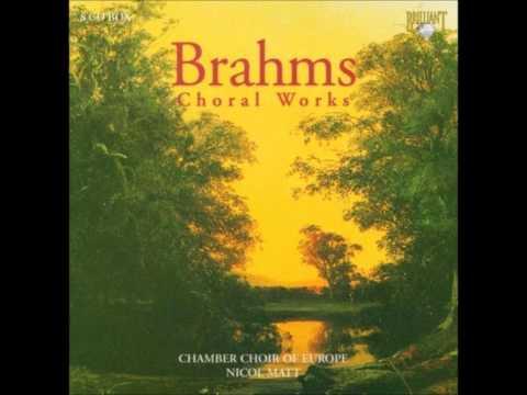 Brahms Neue Liebelieder op.65