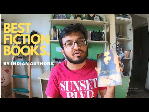 Best fiction books by Indian Authors || Indian Fiction || Book Recommendations || Fiction