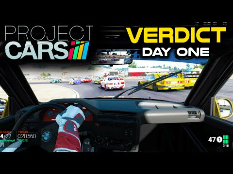project cars my day one experience xbox one youtube. Black Bedroom Furniture Sets. Home Design Ideas