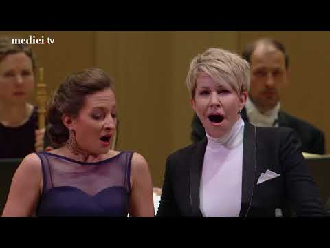 Handel: Ariodante 'Bramo aver mille vite' | The English Concert, Joyce DiDonato and Christiane Karg