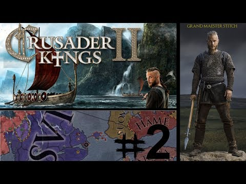 Repeat CK2 Game of Thrones | Jon Snow #1 | The White Wolf