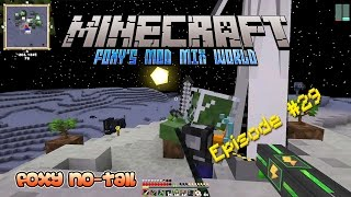 Minecraft - Foxy's Mod Mix [29] - Fox on the Moon