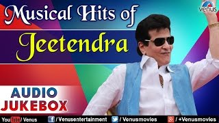 musical hits of jeetendra best bollywood songs audio jukebox