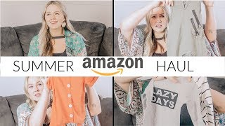 AMAZON HAUL | SUMMER CLOTHES, BABY BOY OUTFITS