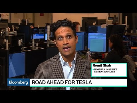 Denholm Is a 'Solid Pick' to Replace Musk as Tesla Chair, Analyst Shah Says