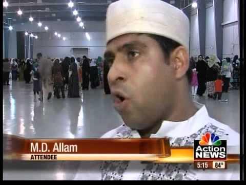 Kansas City Muslims mark Ramadan's end
