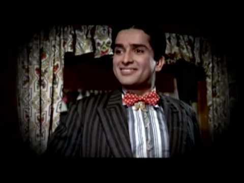 Shashi Kapoor's Unique Dance