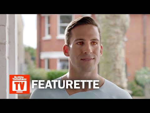 Humans Season 3 Featurette  'Synth Upgrade 3.0'  Rotten Tomatoes TV