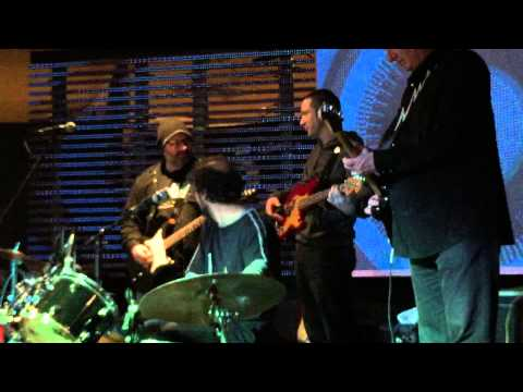 Checkerboard - Miss You - Live at Sunday Soultrain - Davey's Hotel Frankston