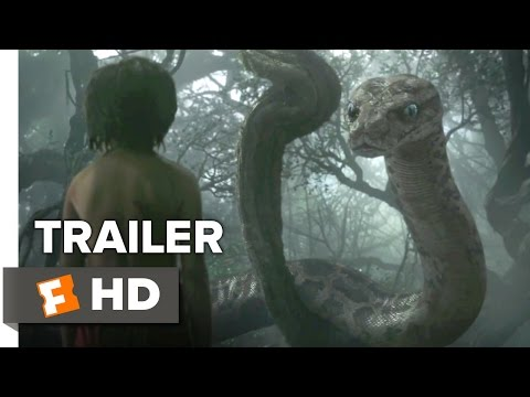 The Jungle Book Teaser TRAILER 1 (2015) - Jon Favreau Live Action Movie HD