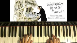HOW TO PLAY - Wintergatan - Marble Machine Song [Piano Tutorial]