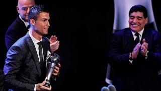 Награждение FIFA: кто стал лучшим в мире футбола в 2017 году? (новости)