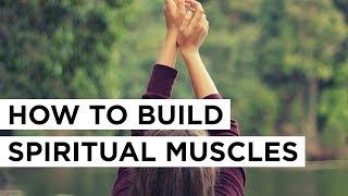 Gambar cover How to Build Spiritual Muscles   Joyce Meyer