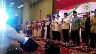 DPR Bersolawat bersama Nurul Musthofa