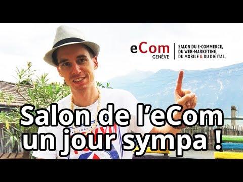 Bilan du salon e-commerce eCom à Genève
